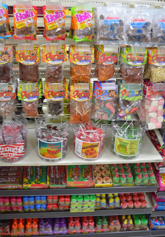 Hispanic Candy
